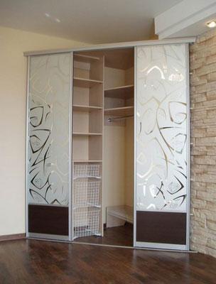 гардеробный шкаф купе 27 мебель