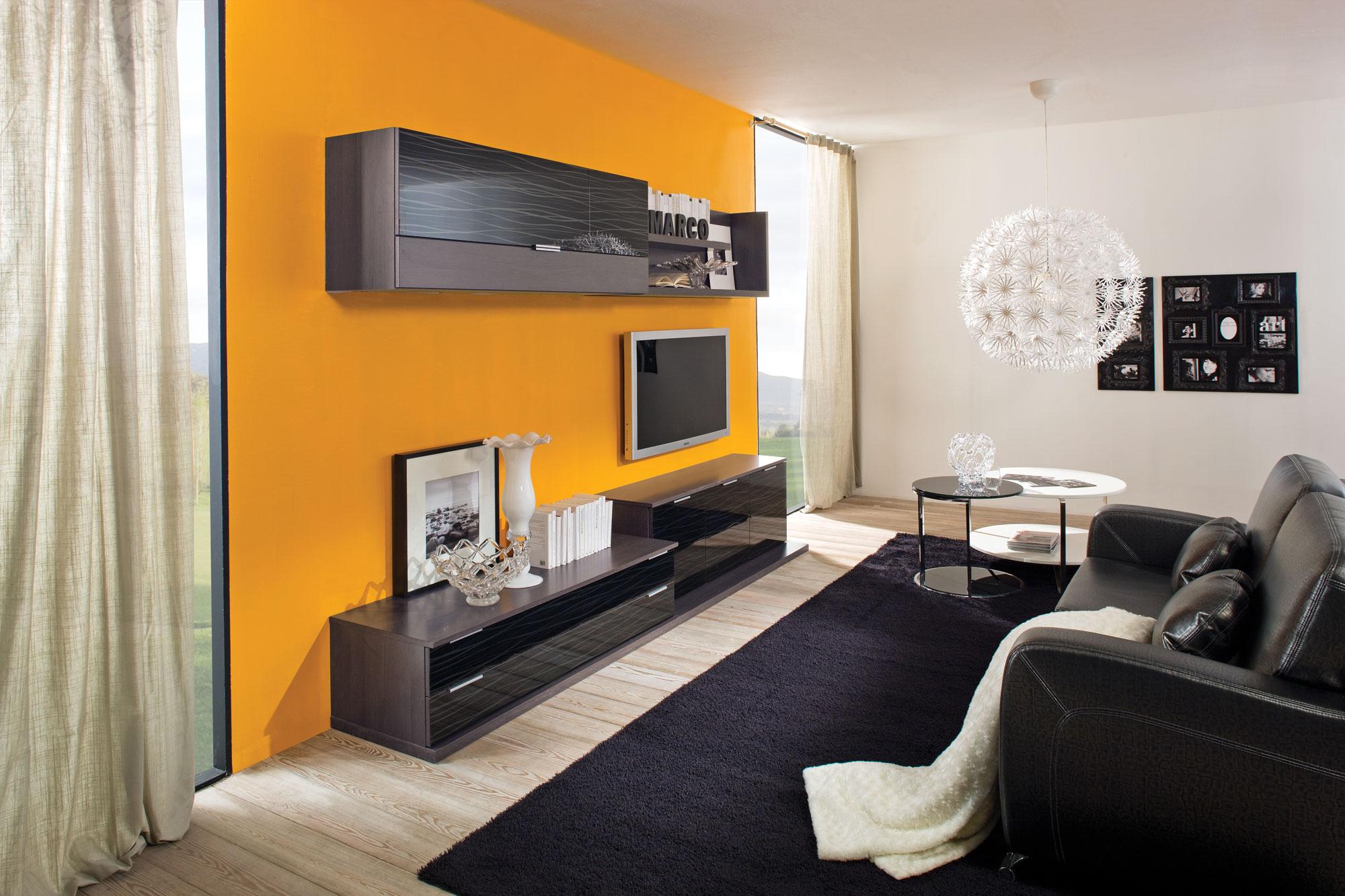М1200а арт.11 стенка \\ стенки \\ мебель модерн \\ мебельная фа.